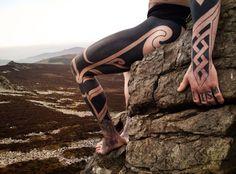 Tattoos by Hanumantra Lamar, Modern Body Art, Birmingham, UK   Modern Body Art