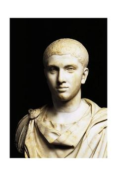 Bust of Emperor Alexander Severus Giclée-Druck bei AllPosters.de