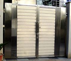 Manufacturers Of Highly Durable Stainless Steel Main Gates For Homes,  Offices, Commercial U0026 Industrial Part 49