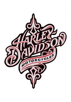 Pôster Harley-Davidson Graffiti.