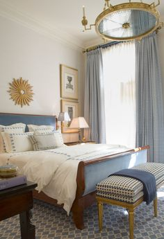master bedroom from the portfolio of Suzanne Tucker/Tucker and Marks