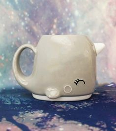 Mug baleine - OH, MY GOSH!!!! This is AMAZING!!!!