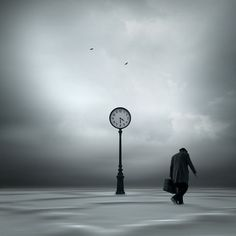 Leave the Past Behind - Philip McKay (Print)