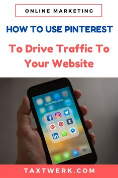 How To Use Pinterest To Drive Traffic To Your Website: I Reveal The Methods I Use To Get Half a Million Viewers On Pinterest!