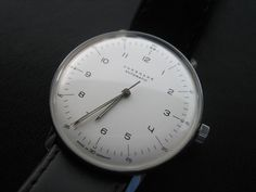 Junghans Automatic by Max Bill