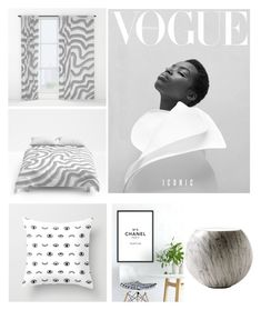 """""""Iconic white"""" by zpeale ❤ liked on Polyvore featuring art"""