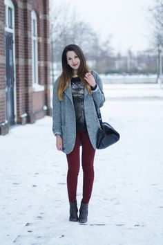 street style for winter fashion