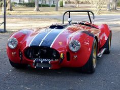 Bid for the chance to own a 1965 Shelby Cobra CSX6000 at auction with Bring a Trailer, the home of the best vintage and classic cars online. Lot #8,207. #vintagecars