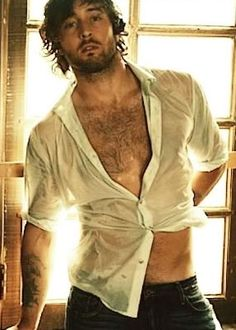 Oh my Alex O'Loughlin. Hawaii Five-o is lucky to have you.