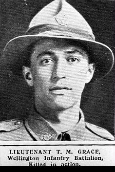 Portrait, Auckland Weekly News 1915 - No known copyright restrictions Gallipoli Campaign, Killed In Action, Sports Clubs, World War One, New Zealand, Memories, Auckland, Army, Portrait