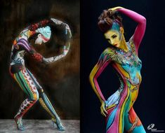 World Bodypainting Festival World Bodypainting Festival, Body Painting Festival, Full Body Paint, Mannequin Art, Body Art Photography, Belly Painting, Painting Art, Foto Art, Hand Art