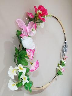 Floral Wreath, Wreaths, Home Decor, Haunted Forest, Elves, Faeries, Floral Crown, Decoration Home, Door Wreaths