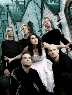 Within Temptation. I first heard their song Paradise on Scuzz and loved it. Recently been getting into more of their music and really like  their style.