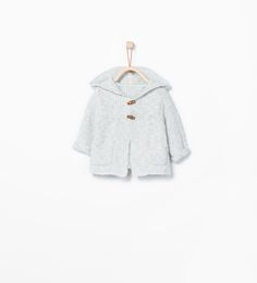 Hooded jacket-Coats, jackets and sweaters-MINI | ZARA United States
