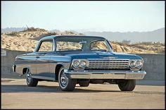 1962 Impala...my hubby has one just like this...