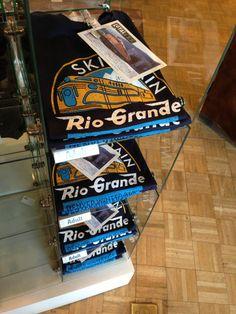 Colorado Ski Train Shirts Now Available at the Colorado Railroad Museum!