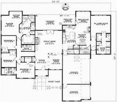 1000 images about house plans ill never use on pinterest floor plans house plans and house floor plan design