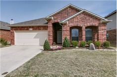 Fantastic home in Argyle ISD: 169,900. Immaculate!