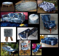 DIY jean - atelier ecobricolart du collège Sagebien Amiens