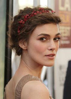 GoS: Celebrity Style Inspiration - Flower Crown / Garland Headband
