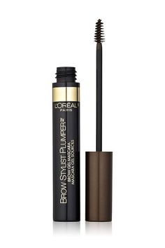 12 New Products To Finally Get Those Bold Brows You Crave #refinery29 http://www.refinery29.com/bold-eyebrow-products#slide-8 It may look like a liquid, but Brow Stylist Plumper is a gel. This makes it a lot easier to handle — especially for beginners.