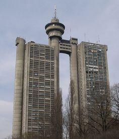 Genex Tower (West Gate), Belgrade