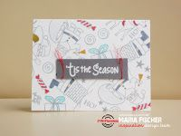 STAMPlorations™ Blog: {Special Stamp Release!} SANTA IS HERE by Dee's Artsy Impressions + Mini Release Hop -- Comment to Win!