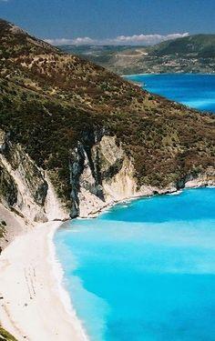 Beautiful Greek Isla.