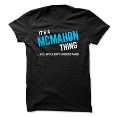 Awesome Tee SPECIAL - It a MCMAHON thing T-Shirts
