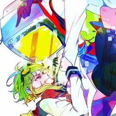 Gumi - I know this is not Nighwish, however it is the only board that I have dedicated to music. Very catchy remix.
