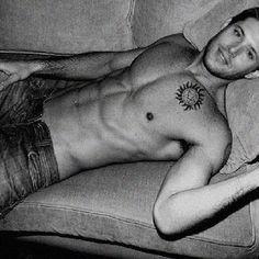 Shirtless Dean Winchester