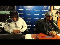 """2012 The SwaY In The Morning ShoW """"LiVe"""" with Philly's Own: Cassidy FreeStyle"""