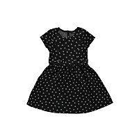 Star Print Monochrome Dress | Girls | George at ASDA