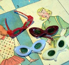 vintage barbie sunglasses