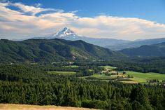 Get Out Of Portlandia! 10 Epic Weekend Trips #refinery29  http://www.refinery29.com/2014/08/71921/portland-weekend-trips#slide7  Timothy Lake Distance from Portland: 62 miles    Head to Mt. Hood National Forest for a good ol' camping trip. Make sure to bring an inflatable raft or rent a canoe to paddle on the pristine lake. If you stay at the Hoodview campsite, you'll be surrounded by giant fir trees, with a view of Mt. Hood, an 11,000-foot mountain that stays snow-capped even on a 90-degree…