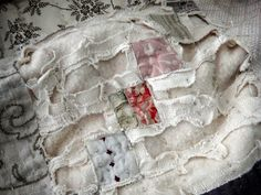 a different way of quilting by Jude HIll