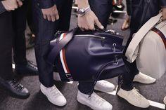 Si oís hablar de Noé Marin no es el nombre de un nuevo modelo sino del bolso masculino de Louis Vuitton
