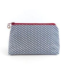 Grey Star Makeup Bag £15.00