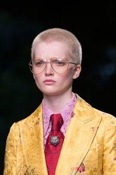 したい髪型 ハイトーン坊主