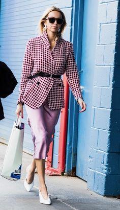 New York Fashion Week S/S 2018 street style Jw Fashion, Trendy Fashion, Fashion 2018, Fashion Outfits, Autumn Fashion, Street Style Edgy, New York Fashion Week Street Style, Street Fashion, New York Outfits