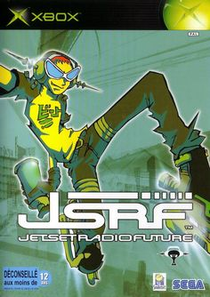 Jet Set Radio Future. Dodge the authorities and rival gangs while tagging walls and performing sick skating tricks to a funky trip-hop soundtrack.