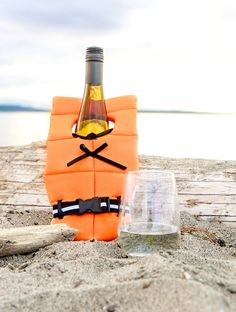 Wine Jacket For Boaters