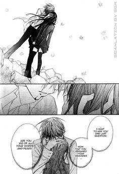 Vampire Knight Memories vol.02 ch.01 page 36 | zero and yuuki