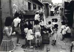 ⓒKim Ki-Chan Old Pictures, Old Photos, Time In Korea, Korean People, The Old Days, History Photos, Historical Photos, Seoul, Memories