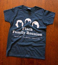FAMILY REUNION by Jennifer Phelps, via Behance