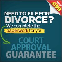 Need to File fora Divorce.  We complete the paperwork for you.  100% Money Back Guarantee.  File for a divorce for only $159. Legal Separation, Divorce, Money, Silver