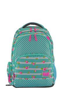 Mochila_grande_norma_kiut_shabby Too Cool For School, Back To School, School Suplies, Bags For Teens, Kawaii Cute, Backpack Purse, School Bags, Slippers, Backpacks