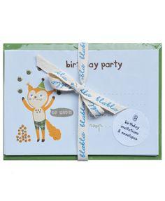 blabla kids - invitations