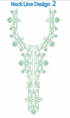 Embroidery Design Illustration
