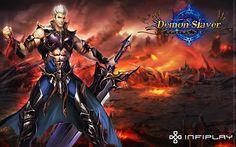Демон Слеер — очисти мир от скверны, стань Героем!